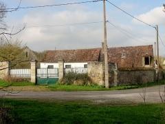 Ancienne abbaye cistercienne de Froidmont - Français:   Ancienne ferme de l\'abbaye.