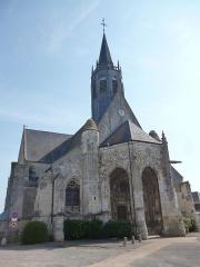 Eglise Sainte-Marie-Madeleine de Maignelay - Français:   Eglise Sainte-Marie-Madeleine de Maignelay-Montigny (Oise).