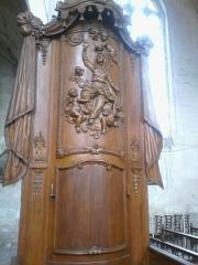 Eglise Saint-Martin de Montigny - Français:   Intérieur de l\'église Saint-Martin de Montigny situé sur la commune de Maignelay-Montigny (Oise). L\'Assomption de Marie.