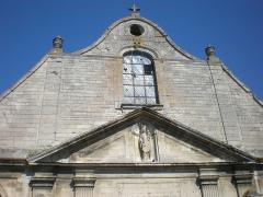 Eglise Notre-Dame de la Nativité - Français:   La façade de l\'église