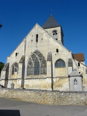 Eglise -  Chevet.