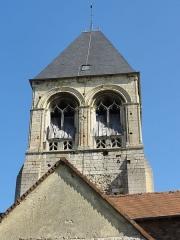 Eglise -  Clocher.