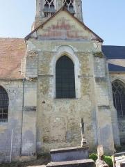Eglise -  Croisillon nord.