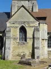 Eglise -  Croisillon sud.