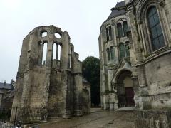 Ancienne cathédrale (église Notre-Dame) et ses annexes - Chapelle Épiscopale Saint-Nicolas, Noyon