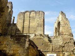 Ancienne cathédrale (église Notre-Dame) et ses annexes - Chapelle Épiscopale Saint-Nicolas, Noyon.