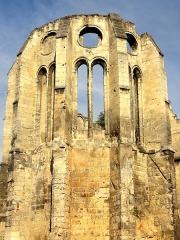 Ancien évêché - Chapelle Épiscopale Saint-Nicolas, Noyon.