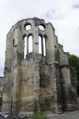 Ancien évêché - English: Episcopal chapel. Next to the Cathedral of Noyon, France.