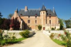Château - Français:   Château du Plessis Brion