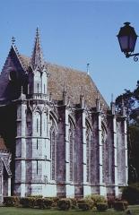 Eglise et chapelle -  Oise Saint-Germer De Fly Sainte-Chapelle