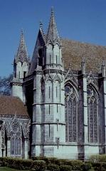 Eglise et chapelle -  Oise Saint-Germer De Fly Sainte-Chapelle 041997