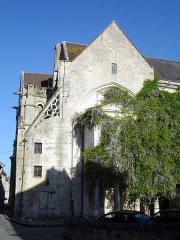 Eglise Saint-Aignan - Français:   L\'ancienne église Saint-Aignan à Senlis, Oise, France.