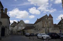 Ancien Hôtel de Vermandois -  Senlis