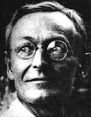 Ancienne poste aux chevaux -  German author Hermann Hesse