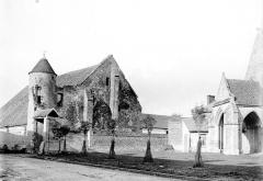 Anciens bâtiments de la Grange aux dîmes - French architectural photographer