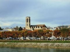 Eglise Saint-Crepin - Français:   Château-Thierry (Aisne, France)
