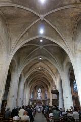 Eglise Saint-Crepin - Français:   en l\'Église Saint-Crépin de Château-Thierry.