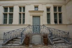 Maison de Jean de la Fontaine - Français:   vue du Musée Jean de La Fontaine.