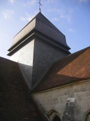 Eglise -  Coucy-le-Château-Auffrique