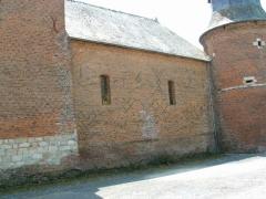 Eglise -  Eglise de Cuiry construction