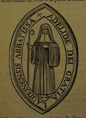 Ancienne abbaye de Saint-Jean - French historian