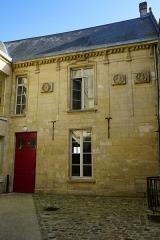 Ancienne Bibliothèque Municipale - Français:   vue e l\'Ancienne Bibliothèque Municipale de Laon.