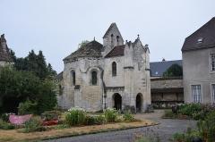 Chapelle des Templiers -  Chapelle des Templiers (Laon)