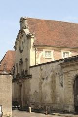 Ancien couvent des Dames de la Congrégation Notre-Dame - English: Laon, the Couvent des Dames de la Congrégation-Notre-Dame