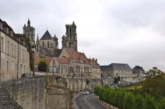 Ancien évéché et chapelle -  Palais épiscopal de Laon