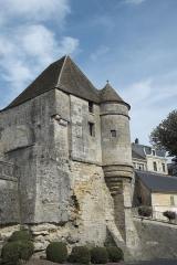 Porte d'Ardon - Deutsch: Porte d'Ardon in Laon im Département Aisne/Picardie (Frankreich)
