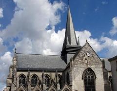 Basilique Notre-Dame - Français:   Basilique Notre-Dame de Liesse