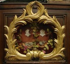 Basilique Notre-Dame - Français:   Reliquaire dans la basilique Notre-Dame de Liesse.