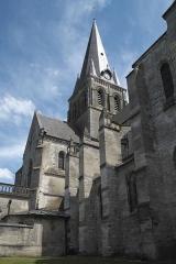 Eglise Notre-Dame - Deutsch: Katholische Pfarrkirche Notre-Dame in Marle im Département Aisne (Picardie/Frankreich)