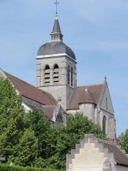 Eglise - Français:   Église Sainte-Radegonde de Missy-sur-Aisne