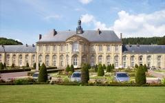Ancienne abbaye -  Palais abbatial de l'ancienne abbaye norbertine de Prémontré (maintenant un hopital psychiatrique)