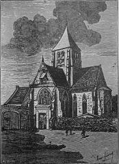 Eglise - Français:   photographie du crane d\'Albert trouvé en 1919 faite par le Ministère de la Culture.