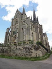 Eglise Saint-Julien et Saint-Jean-Baptiste - English: Royaucourt-et-Chailvet (Aisne) Église Saint-Julien