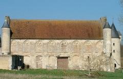Ancienne abbaye du Tortoir - Français:   Saint-Nicolas-aux-Bois - Le Tortoir