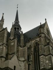 Ancienne collégiale Saint-Quentin - Basilique Saint-Quentin (Picardie)