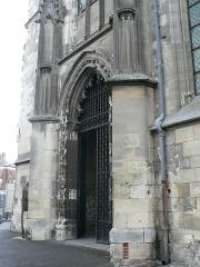 Ancienne collégiale Saint-Quentin -  Basilique de Sant-Quentin (Picardie)