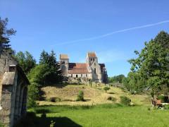 Eglise - English: Septvaux (Aisne, France) church