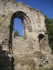 Ancienne abbaye Notre-Dame -  Soissons