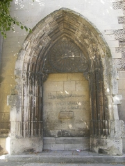 Ancienne abbaye Notre-Dame -  Saint-Léger Abbey in Soissons