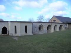 Ancienne abbaye Saint-Médard -  St. Medard Soissons, Kryptaruine