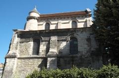 Ancienne église Saint-Pierre-au-Parvis - Deutsch: Kirche Saint-Pierre-au-Parvis in Soissons im Département Aisne (Picardie/Frankreich)