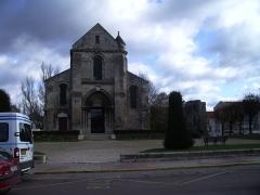 Ancienne église Saint-Pierre-au-Parvis - Deutsch: St.Pierre zu Soissons