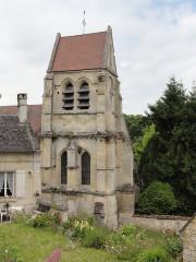 Eglise Saint-Martin - English: Soucy (Aisne) église