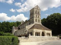 Eglise Notre-Dame - English: Urcel (Aisne) église Notre-Dame