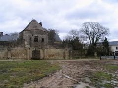 Château de Noue - English: The Noüe castle of Villers-Cotterêts, Aisne, France.