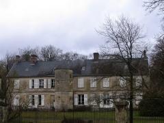 Château de Noue - English: A modern part of the Noüe castle of Villers-Cotterêts, Aisne, France.